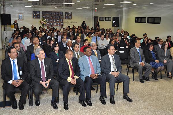 Comisión de Ética Pública de Hacienda auspicia charla relativa a Duarte, Sánchez y Mella