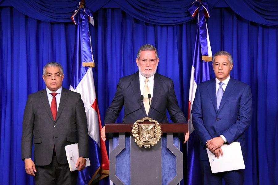 Gobierno presenta el proyecto de presupuesto general del estado 2018