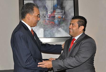 RD y Venezuela fortalecerán ZEP