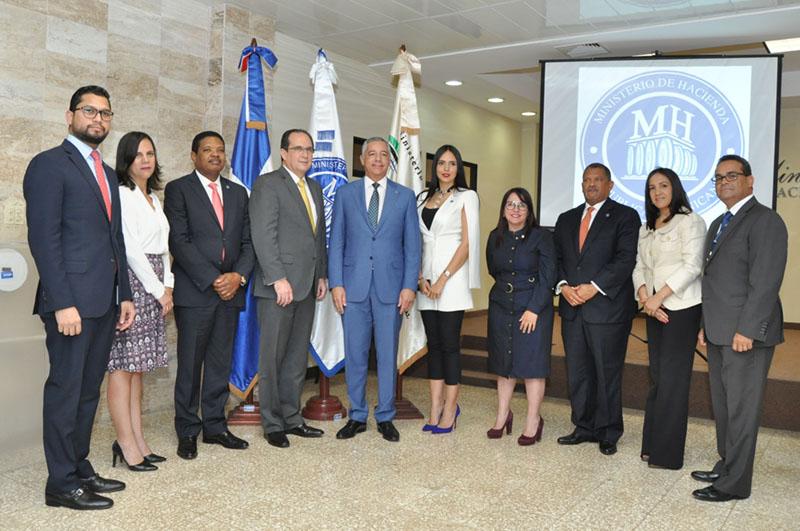 Ministerio de Hacienda inicia planeación estratégica institucional