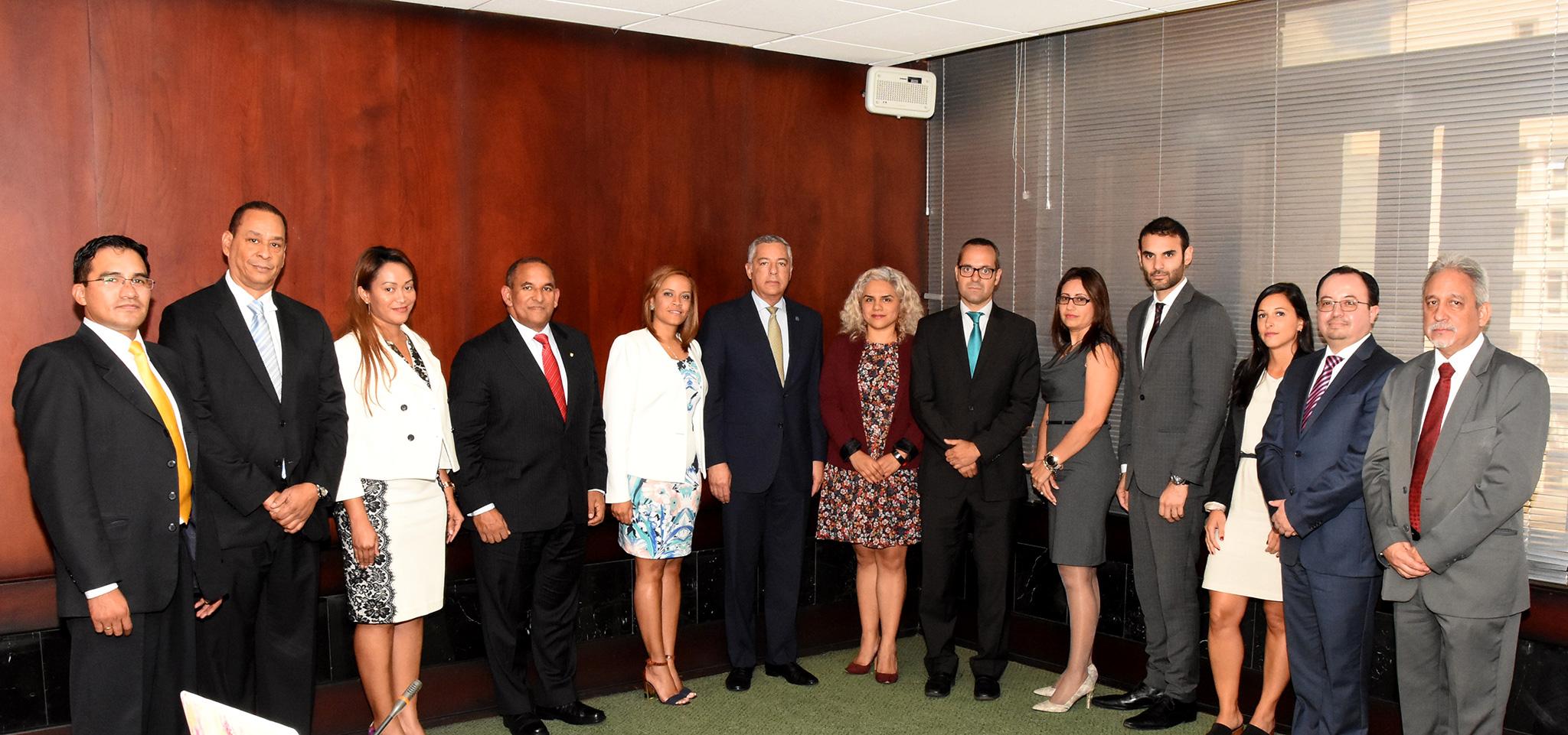 Equipo evaluador de Gafilat concluye visita IN SITU a la república dominicana