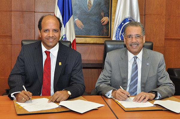 El Ministerio de Hacienda y el Banco Mundial firman contrato de préstamo por 50 millones de dólares para fortalecer educación