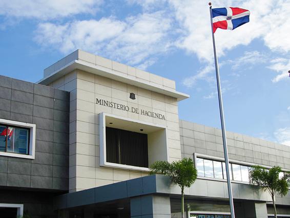 Imagen de Fachada Ministerio Hacienda