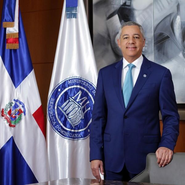 The banker escoge a Guerrero Ortiz Ministro de las américas 2018
