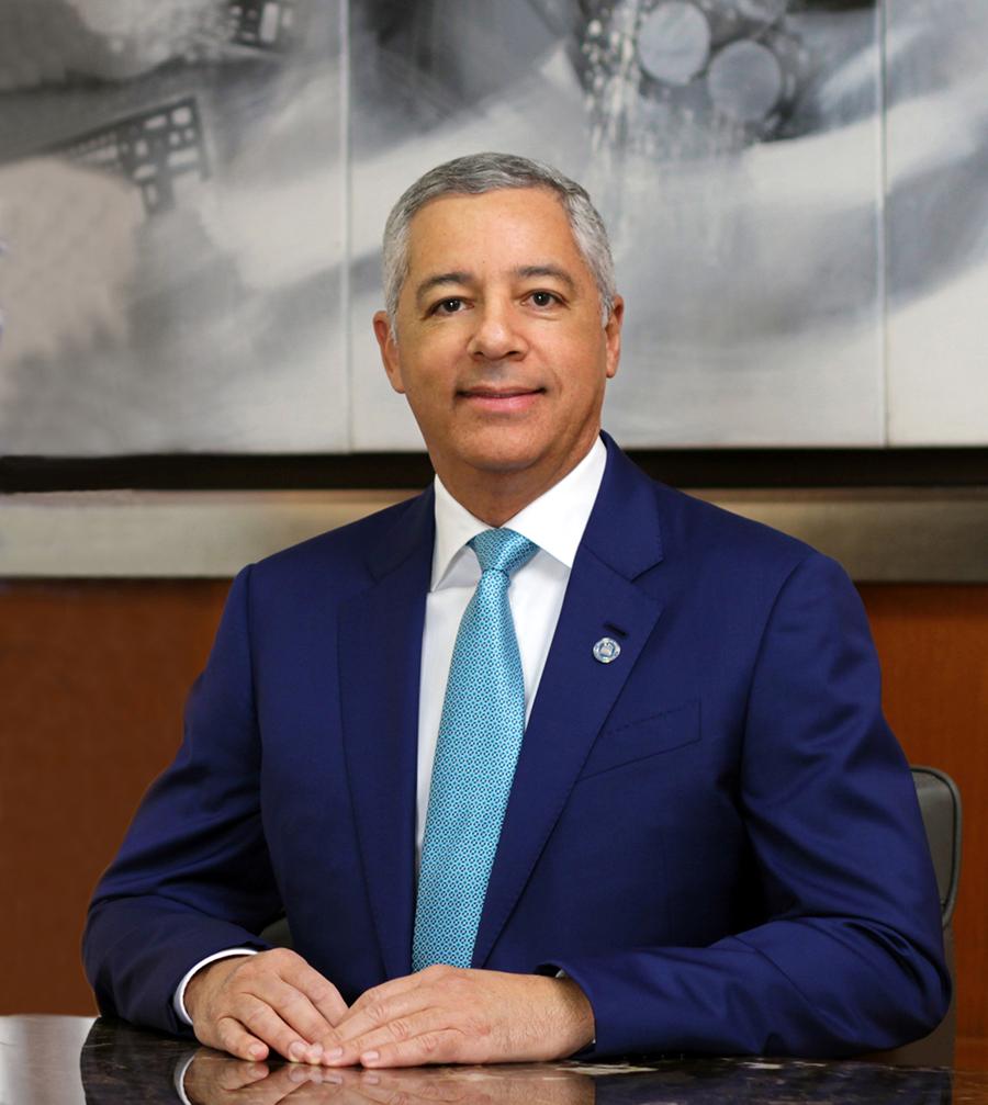 Guerrero Ortiz participa en reunión anual de ministros de finanzas de américa y el caribe