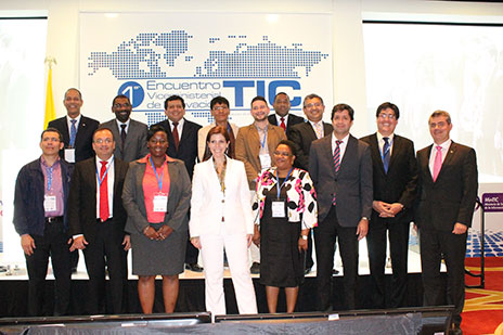 OPTIC participa en firma Acuerdo