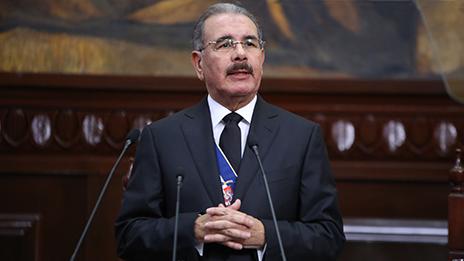 """""""Tenemos motivos de sobra para el optimismo"""": Danilo Medina"""