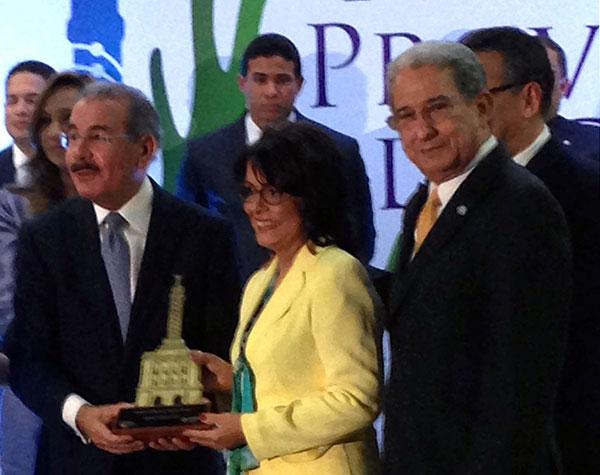 Gobierno premia Regional Norte del Ministerio de Hacienda