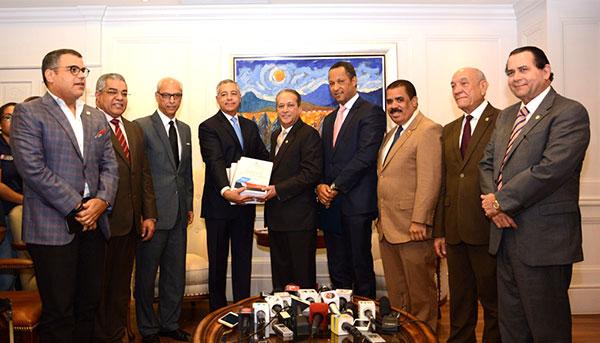 Ministro de Hacienda Destaca el Esfuerzo Hecho por el Presidente Medina en la Estructuración del Presupuesto de 2017