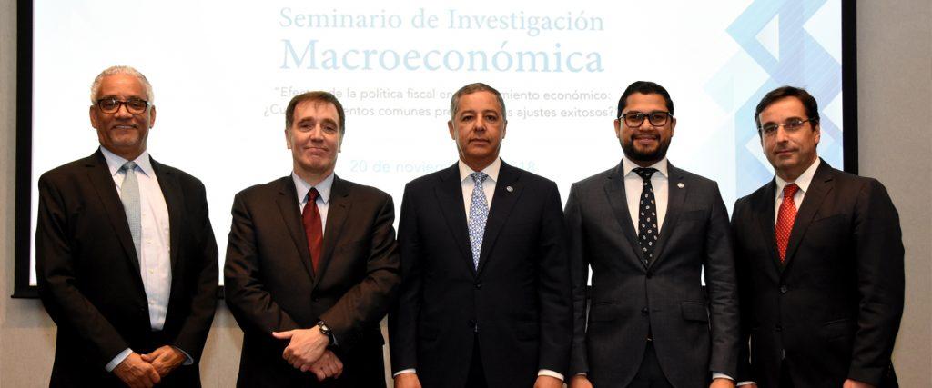 Ministro De Hacienda Destaca El Valor De La Disciplina Fiscal Del Gobierno