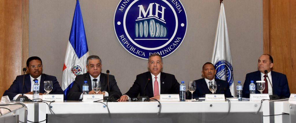 MINISTERIO DE HACIENDA DESTACA POSITIVO BALANCE DE LAS FINANZAS PÚBLICAS EN 2018