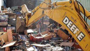El Ministerio de Hacienda, a través de la Dirección de Casinos y Juegos de Azar, destruyó 3,869 equipos que operaban de manera ilegal en establecimientos ubicados en el Gran Santo Domingo y otras demarcaciones del país.