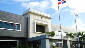 Fachada del Ministerio de Hacienda