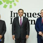 Luis Valdez, director general de Impuestos Internos