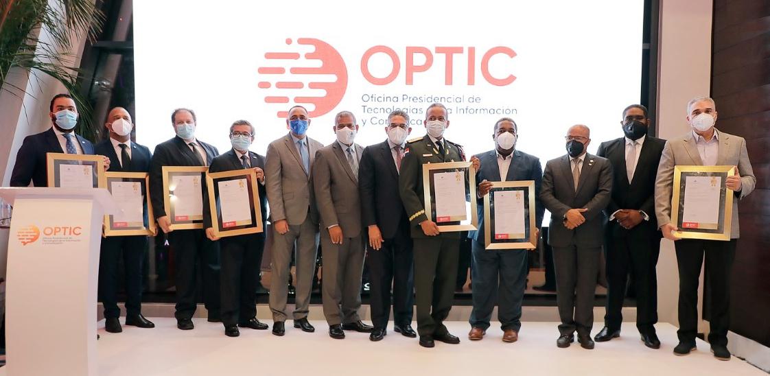 Reconocimiento de la OPTIC