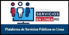 banner Plataforma de Servicios Públicos en Línea