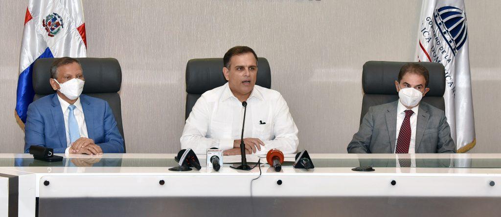 Jochi Vicente, ministro de Hacienda